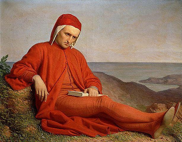 Dante extra muros. Exil als Voraussetzung politischen Denkens der Stadt