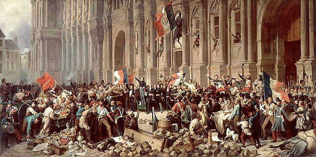 Die Ambivalenz der Menge bei Tocqueville und Lamartine