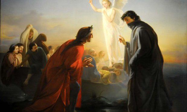 Nachfolge und Vorhölle: Dantes Antike