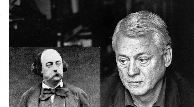 Éducation sentimentale: Kluge et Flaubert
