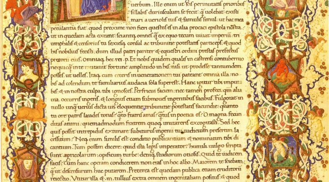 Plinius-Rezeption in Italien
